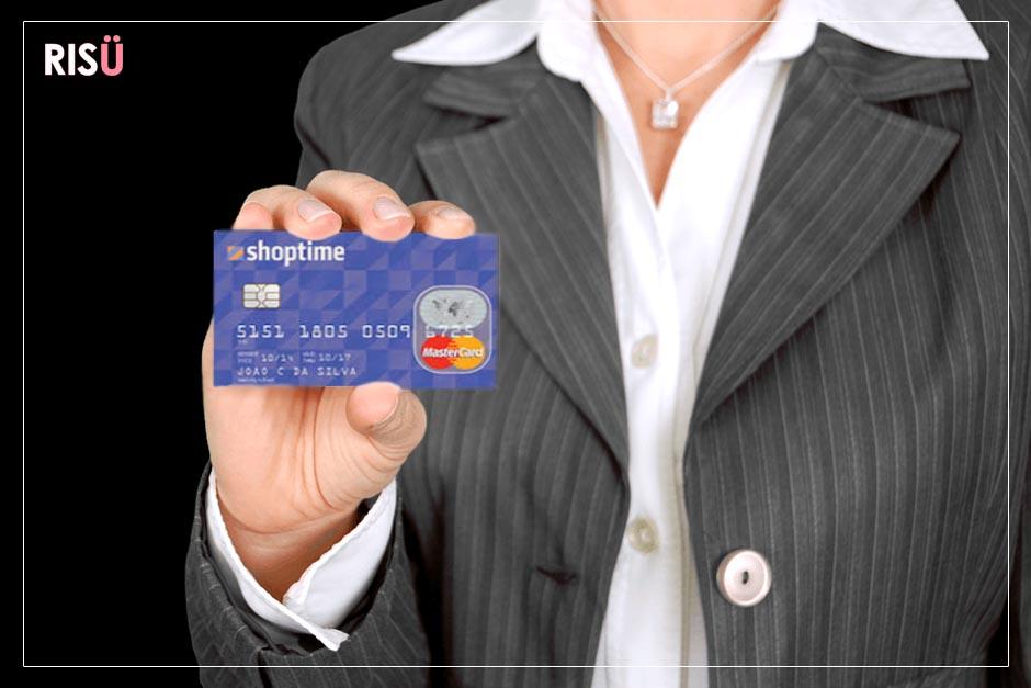 Shoptime Cartão